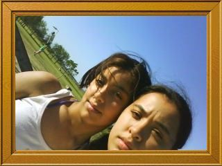 Fotolog de lamasebuuu: Aca Estamos Mi Hermana Camila Y Yo
